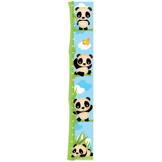 ESTADÍMETRO PANDAS